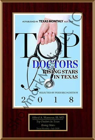 Top Doctor in 2018