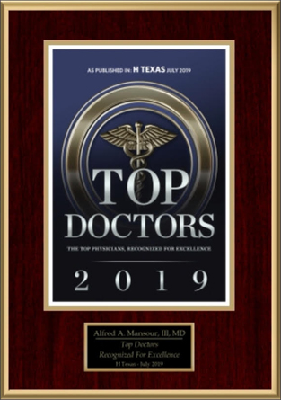 Top Doctor in 2019
